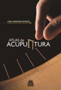 Atlas De Acupuntura - Carl-Hermann Hempen