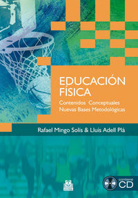 EDUCACION FISICA - CONTENIDOS CONCEPTUALES (+CD)
