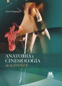 ANATOMIA Y CINESIOLOGIA DE LA DANZA