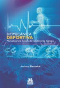 Biomecanica Deportiva - Anthony Blazevich