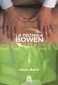 TECNICA BOWEN, LA