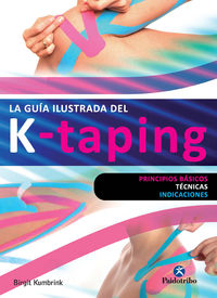 guia ilustrada del k-taping, la (color) - Birgit Kumbric