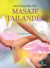 Enciclopedia Del Masaje Tailandes - C. Pierce Salguero / David Roylance