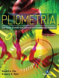 PLIOMETRIA - EJERCICIOS PLIOMETRICOS PARA UN ENTRENAMIENTO COMPLETO