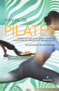 Manual De Pilates - Verena Geweniger / Alexander Bohlander