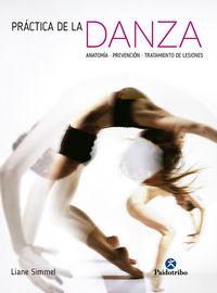 Practica De La Danza - Liane Simmel