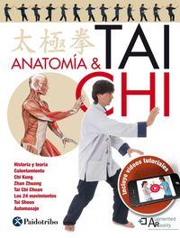 Anatomia & Tai Chi - David Curto Secanella / Isabel Romero