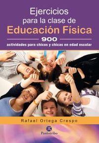 EJERCICIOS PARA LA CLASE DE EDUCACION FISICA