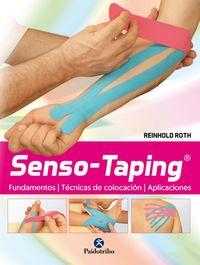 Senso-Taping - Fundamentos-Tecnicas De Colocacion-Aplicaciones - Reinhold Roth