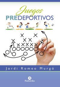 Juegos Predeportivos - Jordi Romeo Murgo