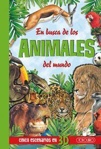 En Busca De Los Animales Del Mundo - Aa. Vv.