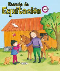 Escuela De Equitacion - Cuento Carrusel - Aa. Vv.