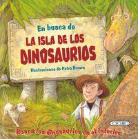La  isla de los dinosaurios  -  En Busca De. .. - Aa. Vv.