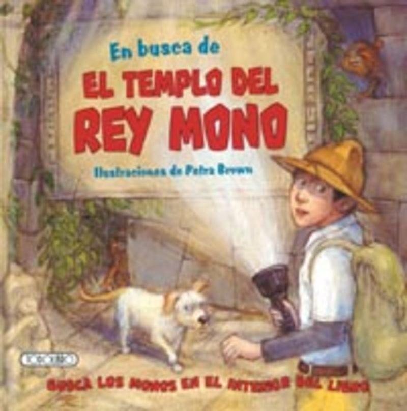El  templo del rey mono  -  En Busca De. .. - Aa. Vv.