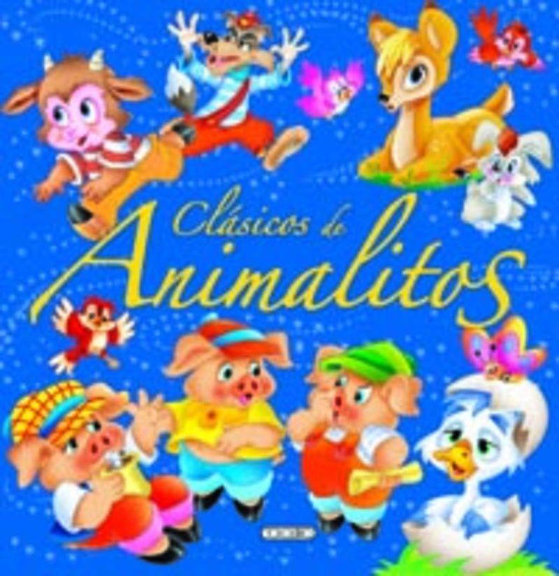 Clasicos De Animalitos - Aa. Vv.