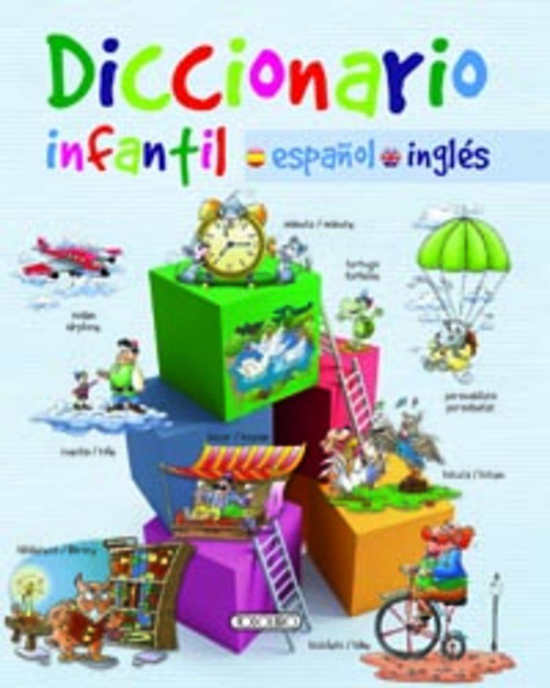 DICCIONARIO INFANTIL ESPAÑOL / INGLES