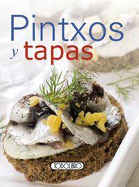Pintxos Y Tapas - Aa. Vv.
