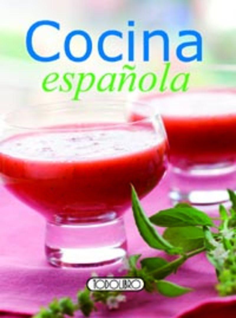 Cocina Española - Aa. Vv.