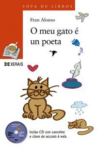 Meu Gato E Un Poeta, O - Fran Alonso