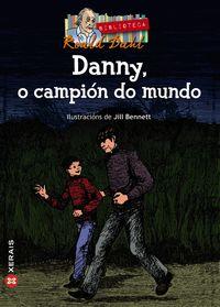 Danny, O Campion Do Mundo - Roald Dahl