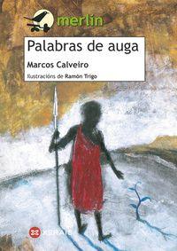 Palabras De Auga (gallego) - Marcos Calveiro