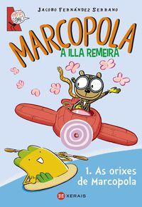 Marcopola 1 - As Orixes De Marcopola - Jacobo Fernandez Serrano