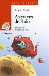 As Viaxes De Ruki - Ramon Caride