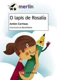 O Lapis De Rosalia - Anton Cortizas