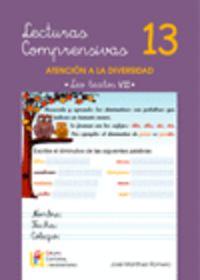 LECTURAS COMPRENSIVAS 13