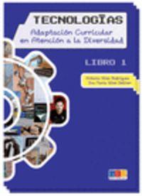 Tecnologias - Adaptacion Curricular (3 Vols. ) - Antonio Siles Rodriguez