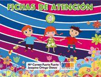 fichas de atencion 1 - Mª Carmen Puerta Puerta / Joaquina Ortega Gomez