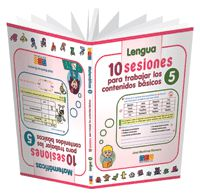 10 Sesiones Para Trabajar Los Contenidos Basicos 5 - Jose Martinez Romero