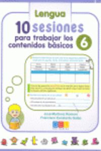 10 Sesiones Para Trabajar Los Contenidos Basicos 6 - Jose Martinez Romero