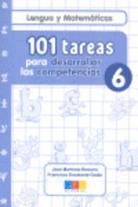 101 Tareas Para Desarrollar Las Competencias 6 - Jose Martinez Romero