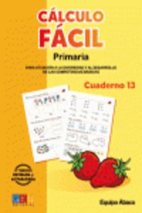 CALCULO FACIL 13