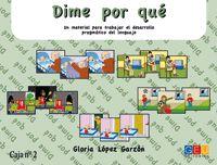 Ep - Lengua - Dime Por Que - Caja 2 - Gloria Lopez Garzon