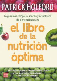 El libro de la nutricion optima - Patrick Holford