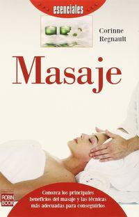 Masaje - Corinne Regnault
