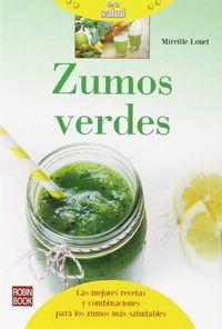 Zumos Verdes - M. Louet