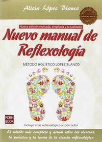 Nuevo Manual Reflexologia - Alicia Lopez Blanco