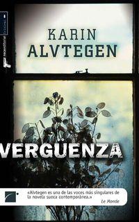 Verguenza - Karin Alvtegen