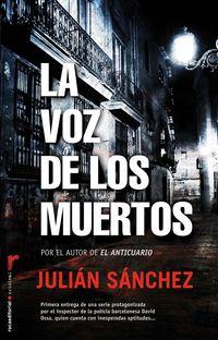La voz de los muertos - Julian Sanchez