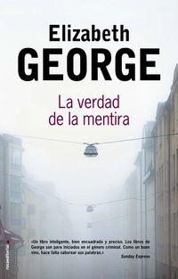 La verdad de la mentira - Elizabeth George
