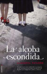 La Alcoba Escondida - Almudena Navarro