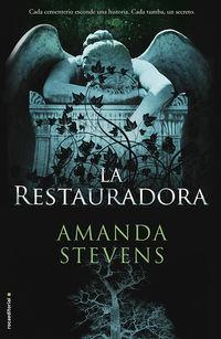 La restauradora - Amanda Stevens