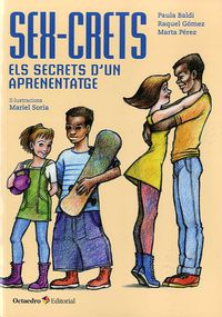 Sex-Crets - Els Secrets D'un Aprenentatge - Paula Baldi