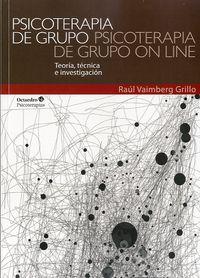Psicoterapia De Grupo - Psicoterapia De Grupo On Line - Raul Vaimberg Grillo