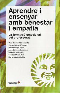 Aprendre I Ensenyar Amb Benestar I Empatia - Pere Darder Vidal