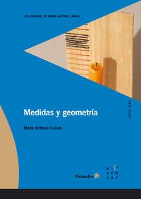 MEDIDAS Y GEOMETRIA - LOS DOSSIERS DE MARIA ANTONIA CANALS