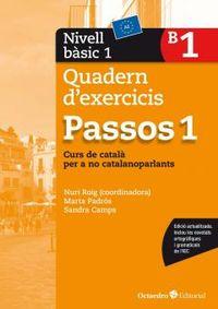 PASSOS 1 BASIC QUAD 1 - CURS DE CATALA PER A ADULTS